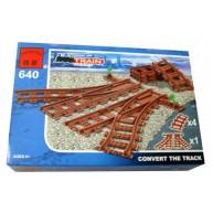 Convert the Track