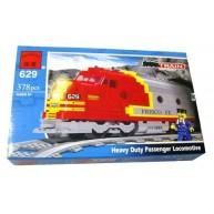 Heavy Duty Passenger Locomotive