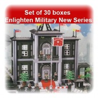 Set of 30 boxes Enlighten Military NEW Series