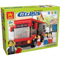 City Bus 2 (Red)