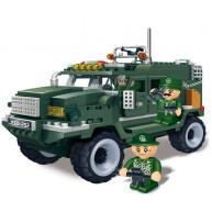 National Defense - Commander Car
