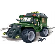 National Defense - Military Car