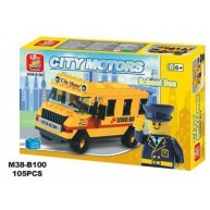 City Motor-School Bus