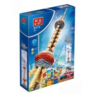 Oriental Pearl Tower in China