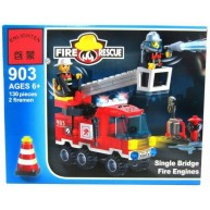 Single Bridge Fire Engines