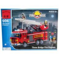 Three Bridge Fire Engines