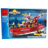 Multi-Function Fire Ship / Fire Boat