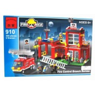 Fire Control Branch Bureau / Flame Fighters