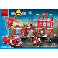 Fire Control Regional Bureau / Fire Station