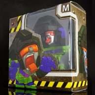 Hercules LED Head Upgrade Kit with Deformed figure