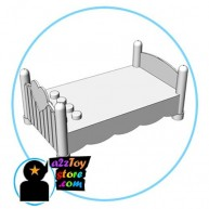 Bed 3 x 8