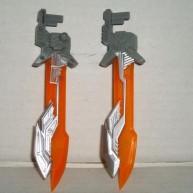 Energon Knife (x2) for DA-28 Striker Optimus Prime