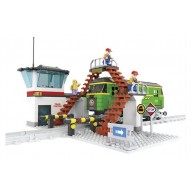 Train Maintenance Depot