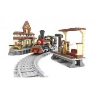 Classic Train Station
