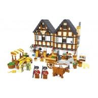 Medieval Market Village 1