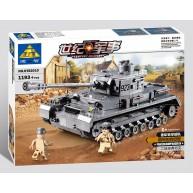 Panzer IV (German Medium Tank)