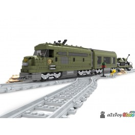 Diesel Army Combat Engineer Train Set