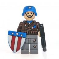 Captain America Rescue Custome version II