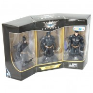 The Dark Knight Trilogy Premium Box Set Toysrus Exclusive / 6-inch Batman figures