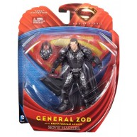 General Zod with Kryptonian Armor - Man of Steel / Movie Masters 6-inch figure