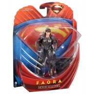 Faora - Man of Steel / Movie Masters 6-inch figure
