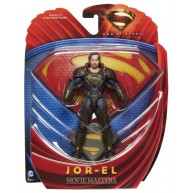 Jor-el  - Man of Steel / Movie Masters 6-inch figure