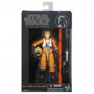 Luke Skywalker (X-Wing Pilot) - Black Series / 6-inch action figure