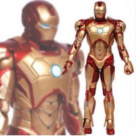 Iron Man Mark 42 (loose figure) - Marvel Select / 7.5-inch action figure