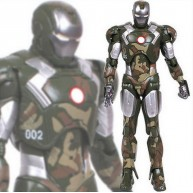 Camo Iron Man Mark 42 (loose figure) - Marvel Select / 7.5-inch action figure