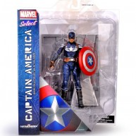 Captain America 2 Movie - Marvel Select / 7-inch action figure