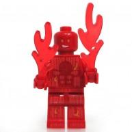 Human Torch (Dark Red)