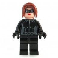 Minifigure Catwoman (The Dark Knight Rises version)