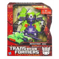 Transformers Generations Voyager Class Asia Exclusive Megatron
