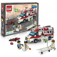 Ambulance (accident scene)