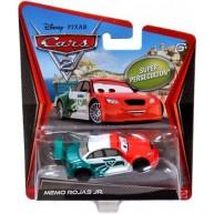 Disney Pixar Cars Super Chase Memo Rojas Jr Diecast Vehicle