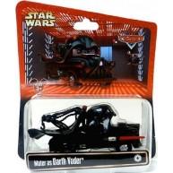 Matter as Darth Vader - Star Wars Special Edition