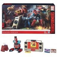 Transformers Platinum Edition Hasbro Autobots Intel Ops Blaster & Perceptor