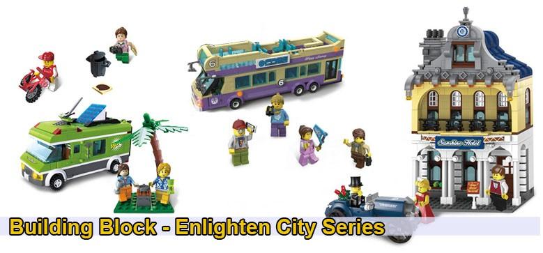 Enlighten City Series 2015
