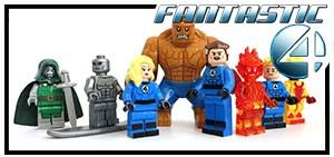 Fantastic Four - Minfigure